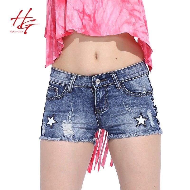 Aliexpress.com : Buy S05S 2016 summer skinny denim shorts women ...