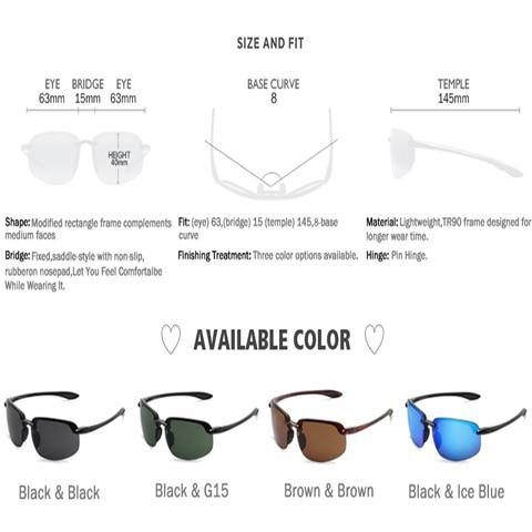JULI Classic Sports Sunglasses Men Women Driving Running Rimless Ultralight Frame Sun Glasses Male UV400 Gafas De Sol MJ8001 Lahore