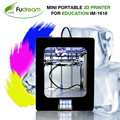 Fudream New Upgrade Desktop Touchscreen Impresora 3d Prusa I3 Metal Frame Single Extruder High Precision 3d Printer