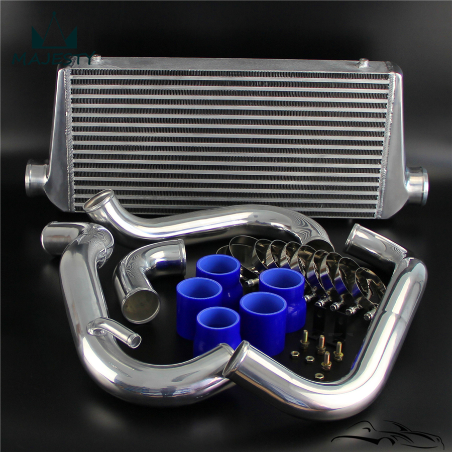 FIT FOR NISSAN SILVIA S13 180SX CA18DET FMIC 89-91 Intercooler + Piping Kit BL Радиатор