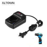 Xltown 12v 16 8v 25v Electric Screwdriver Charger Cordless Drill Quick Charger High Quality Electric Screwdriver