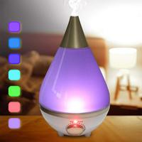 3L Ultrasonic Cool Mist Humidifier Premium Aroma Essential Oil Diffuser 7Color LED Night Light No Noise Auto Shut Off forBedroom