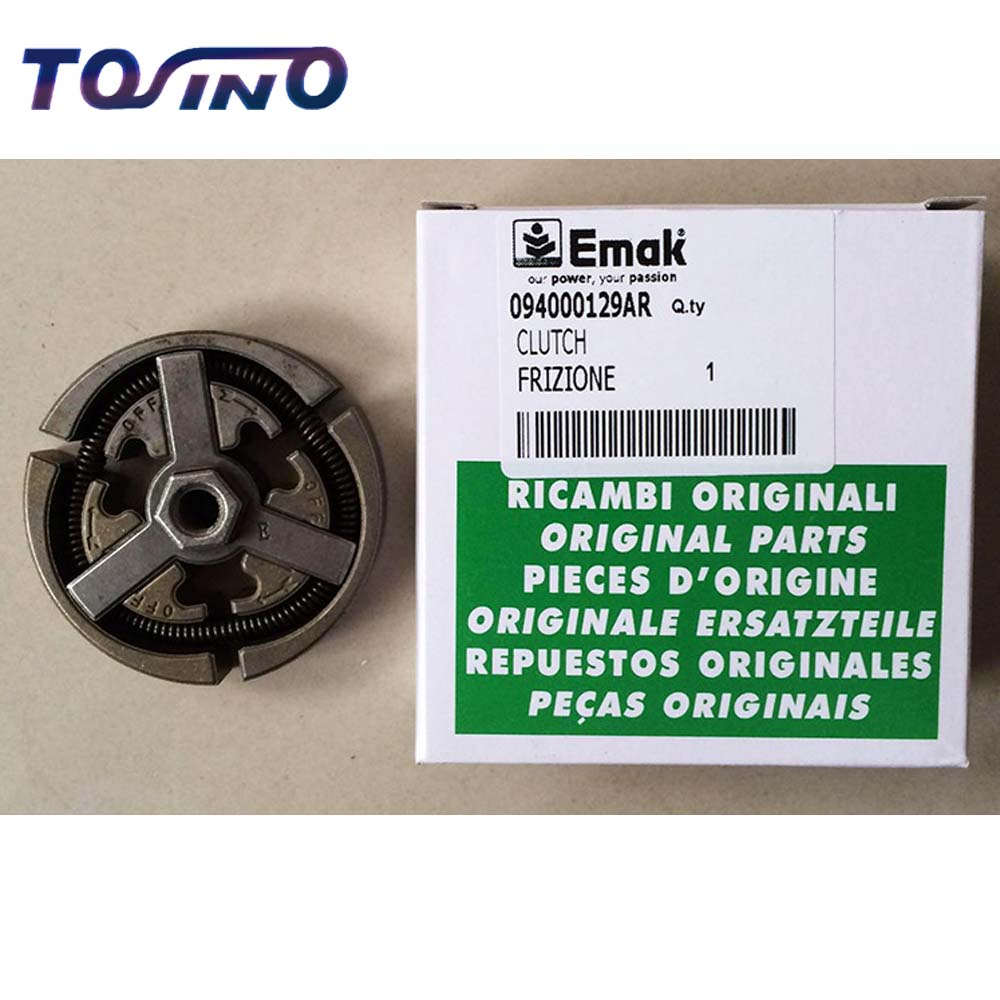 GENUINE CLUTCH ASSEMBLY FOR OLEO MAC 937/941C/941CX CHAINSAW SPARE PARTS FREE SHIPPING OLEO-MAC genuine 12 14 16inch oleo mac chainsaw guide fits for oleo mac 932c 937 941c 941cx chainsaw spare parts 50030232r