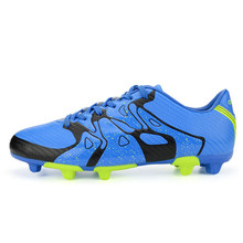 New Men Football Boots FG Soccer Cleats Shoes TF Shoes Outdoor Sneakers Trainers Sport Shoes zapatos de futbol con tobilleras