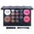 12 cores brilho sombra blush pó compacto de marcador de beleza sombra de olho paleta Kit cosméticos maquiagem Nude