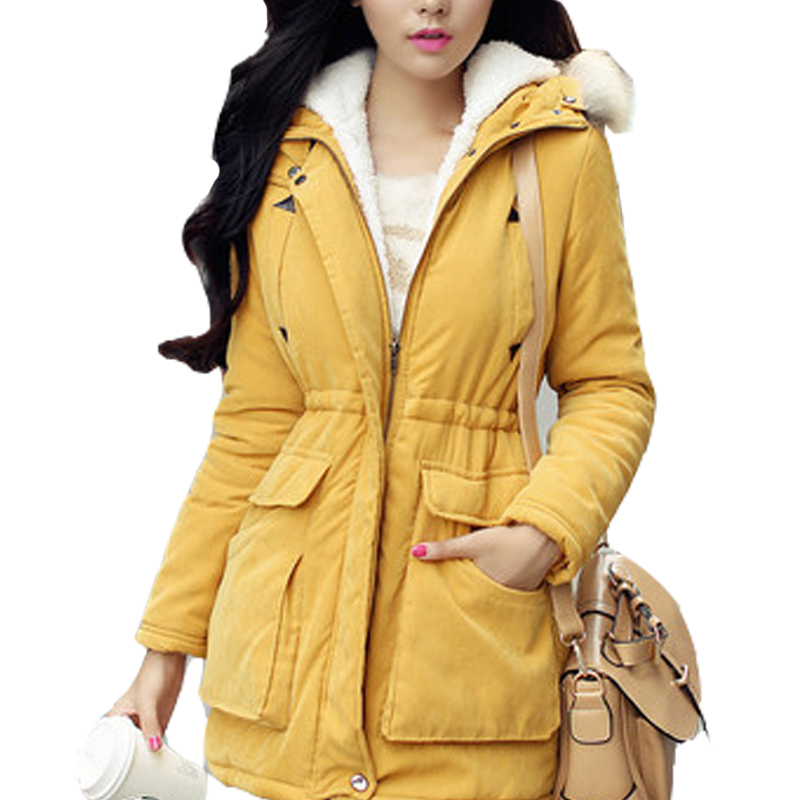 Popular Yellow Parkas-Buy Cheap Yellow Parkas lots from China ...