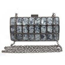 c84445ee14 Sacs à main de luxe femmes sacs designer portefeuille pochette sac de  soirée acrylique sacs à main épaule bandoulière sacs coqui.