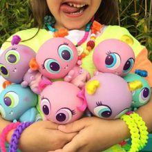 Забавные Casimeritos игрушки Ksimeritos Juguetes с зубами Casimeritos Детские куклы Ksimeritos подарок