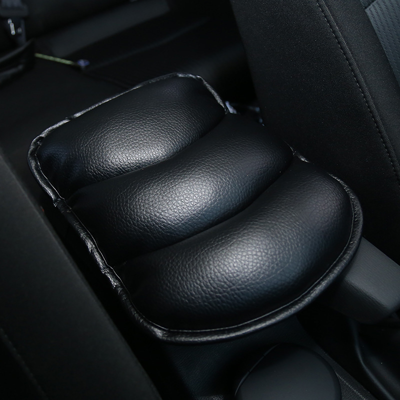 Nile Comfortable Pu Car Armrest Auto Car Pad Water-proof And Moistureproof Material For Auto Interior Accessories