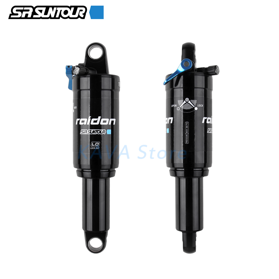 SR SUNTOUR Mountain Bike Bicycle Air Rear Shock Suspension 2
