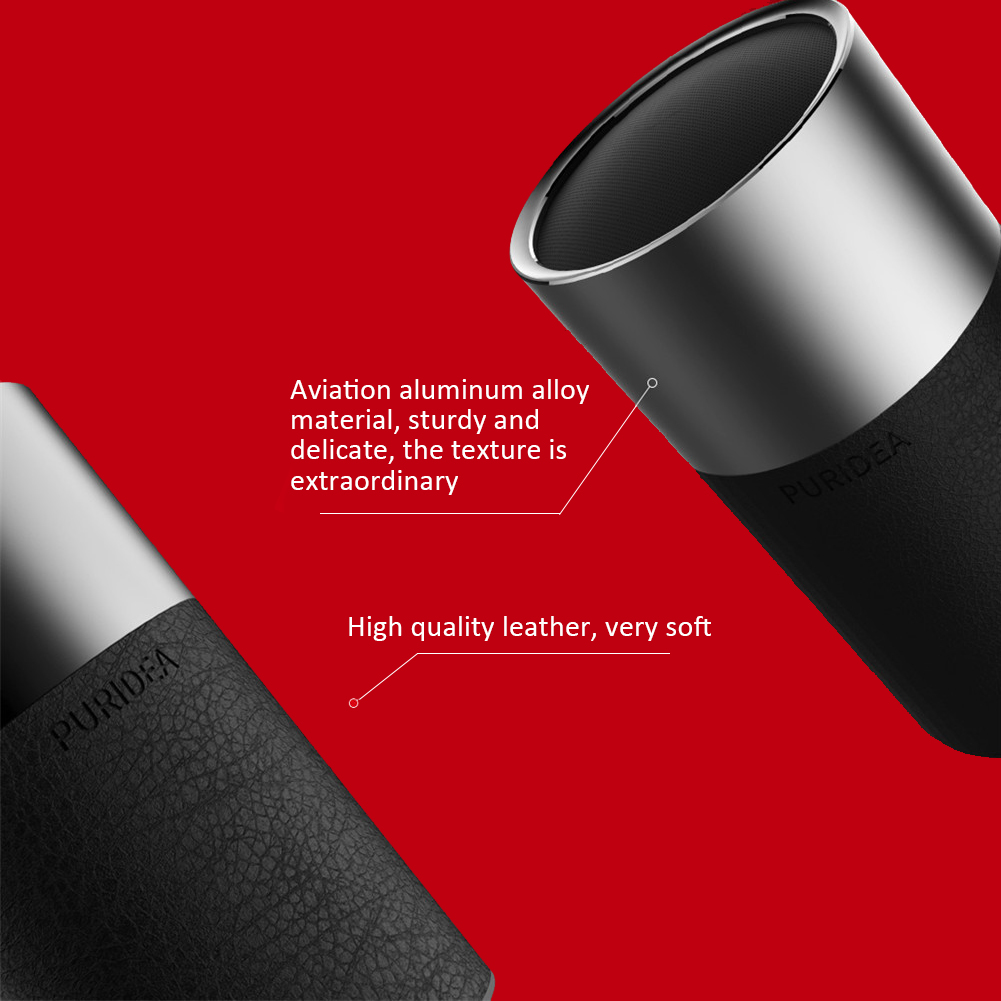 Makescc Mini Wireless Bluetooth 4.2 Speakers Portable Speakers For Two Double Channel Stereo Speakers For Mobile