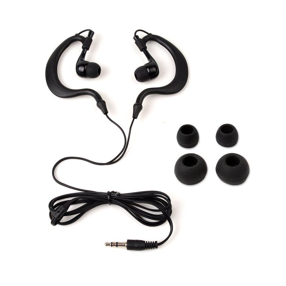 Auriculares impermeables en los auriculares de oído E-EDC 3.5mm - Audio y video portátil - foto 3