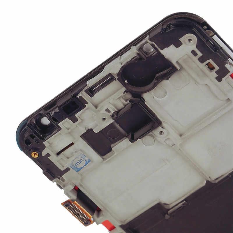 J700f شاشات lcd لسامسونج غالاكسي J7 2015 J700 SM-J700M J700H شاشة إل سي دي باللمس شاشة مع إطار j7 شاشات lcd لسامسونج j7 2015 شاشة
