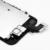 Branco completa da parte dianteira do toque assembléia repair exibição digitador da tela de lcd de substituição para iphone 5 display lcd + vidro temperado + ferramentas