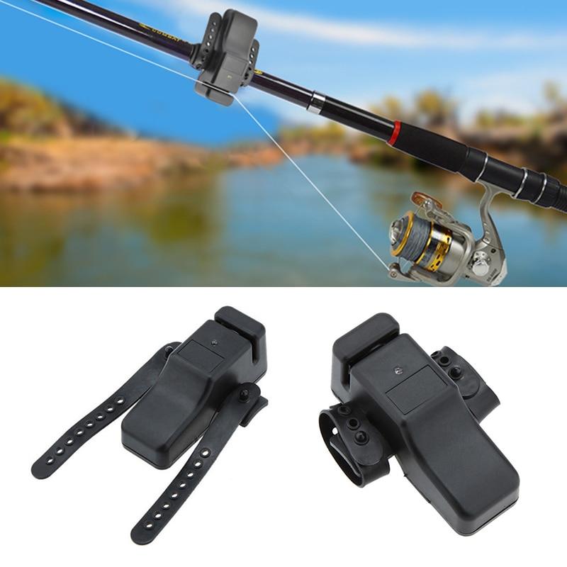 Electronic Luminous Fishing Bite Sound Alarm Alert Bell Clip On Rod Bite Alarms