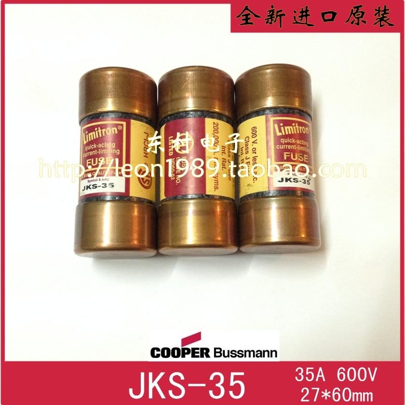 [SA]United States BUSSMANN Fuse Fuse Limitron JKS-35 35A JKS-40 40A 600V [sa]us imports bussmann fuse limitron fuse jjs 100 100a 600v