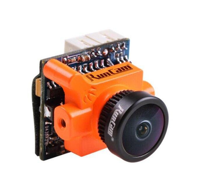Newest RunCam Micro Swift FPV camera 1/3 SONY Super HAD II CCD 600TVL 2.1mm lens PAL/NTSC camera for FPV drone part accessories fpv 28 28 1 3 sony super had ccd micro camera lens module 700tvl sku 11553