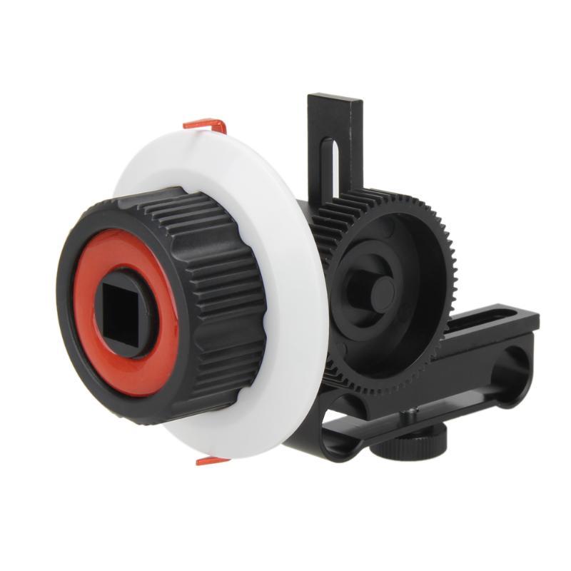 La caméra ILDC Commlite CS-FO suit la mise au point avec la ceinture de bague dentée pour Sony A7 NM