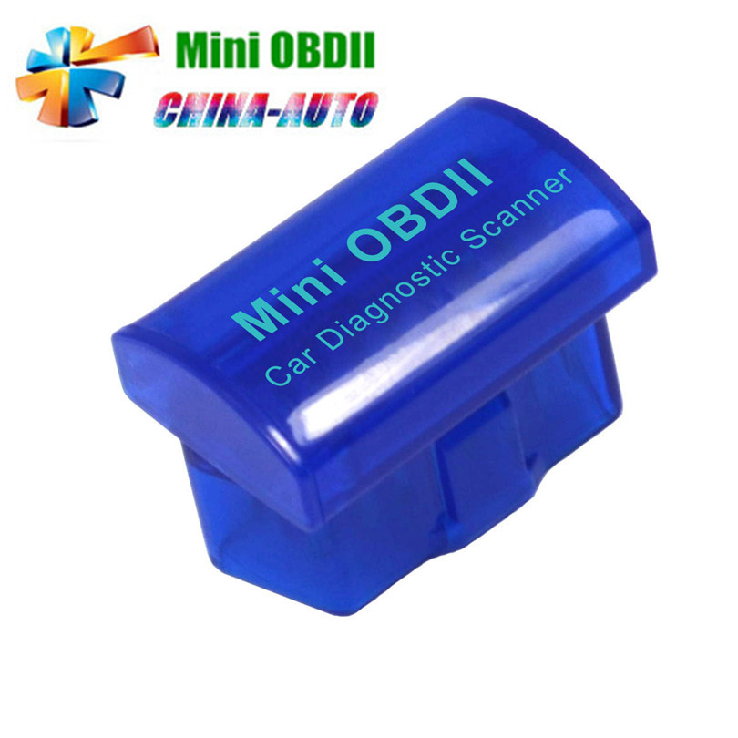 High Quality OBD II Elm 327 Bluetooth Super Mini OBD2 Auto Scanner & Code Reader Elm327 Latest Version V2.1 Diagnostic Interface ...