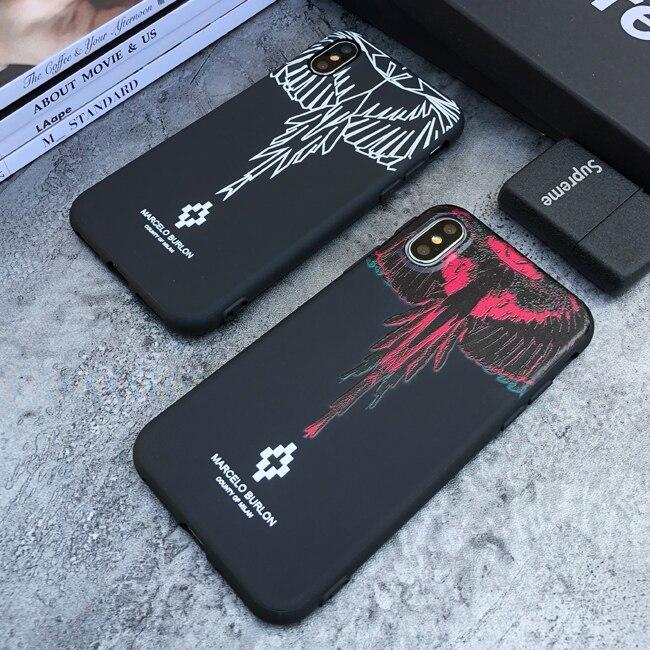 Cover iPhone 6 Cover iPhone 6S J Jecent [Look in Fibra di Carbonio