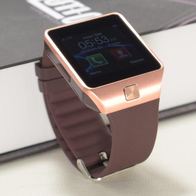Smart watch для android bluetooth Спорт шагомер SmartWatches Камеры GT08 A1 Поддержка Чешский Арабский Венгерский Иврит и т. д.