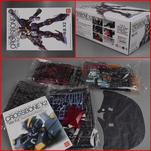 Image 5 - COMIC CLUB IN   Stock MG 1/100 DABAN Crossbone Gundam X 2 โทรศัพท์มือถือชุดหุ่นยนต์รูปอะนิเมะ action ของเล่นประกอบรูป