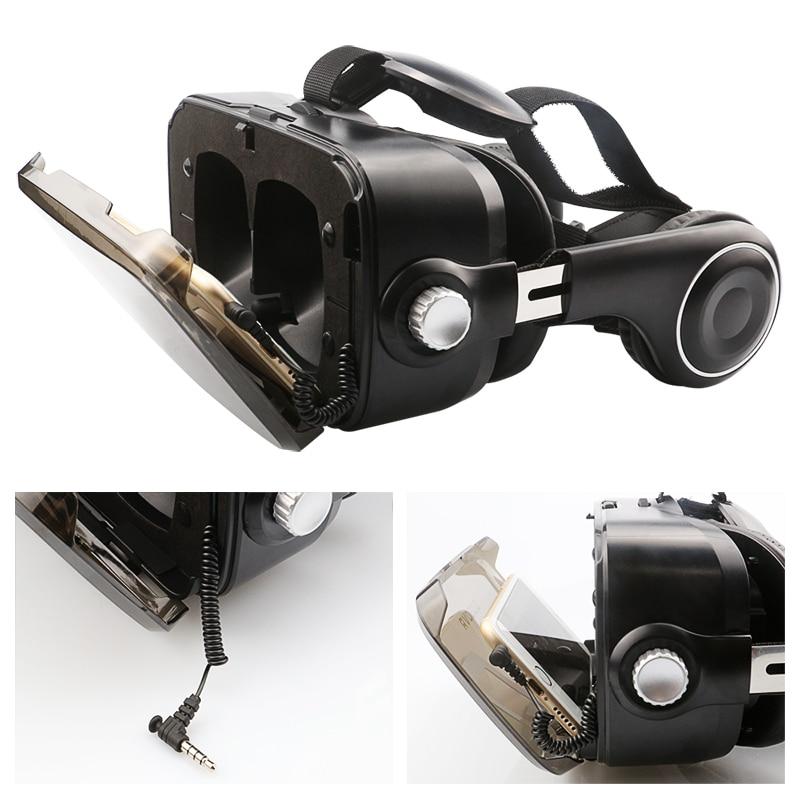 11Casque 3D VR réalité virtuelle