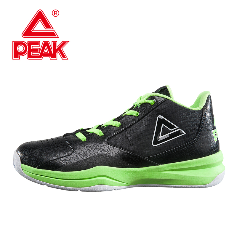 buscar oficial zapatillas de skate Promoción de ventas PEAK Professional Men Basketball Shoes Botas De Basquet ...