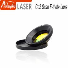 F-theta Scan Lens Field Lens 1064nm 50x50 - 300x300 F63-420mm for 1064nm  Optical Fiber Laser Marking Machine Parts rockland 300x300