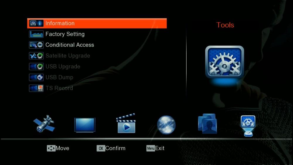 Openbox V8 combo DVB S2 + DVB T2 Twin Tuner Openbox V8 COMBO