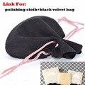 Saco de pano de polimento para encantos special links para o transporte da gota sacos de jóias de veludo por favor não compre sem comunicação