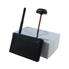 Новейший Hawkeye Little Pilot 3 FPV монитор 5 дюймов 800x480 светодиодный экран с подсветкой FPV монитор фотографии для наземной станции