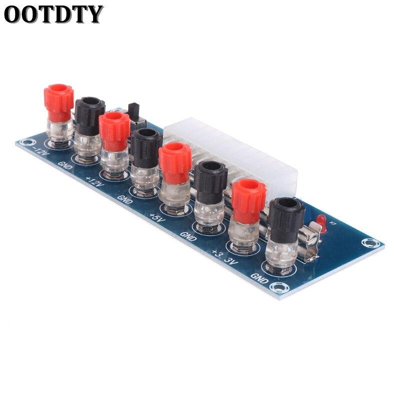 OOTDTY XH M229 24 Pin Desktop PC Power ATX Transfer Board Power ...