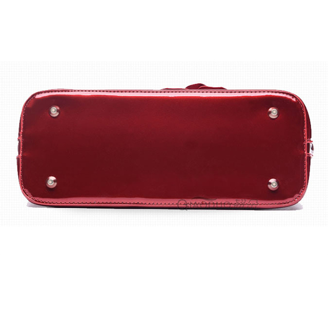 Patent Leather Fashion Women Shoulder Bags