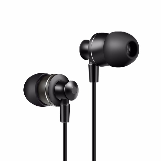 With Microphone Earbuds for Earpods AirpodsHot Sell Earphone Metal Headset PTM M3 Headphone