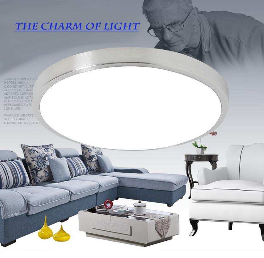 HTB12LiuewvD8KJjSsplq6yIEFXai ceiling led lighting lamps modern bedroom living room lamp surface mounting balcony 18w 24w 30w 36w 40w 48w AC 110V/220V ceiling