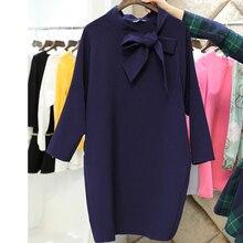 Nouvelles femmes de mode de maternité dress soirée dress pour les femmes enceintes coton robes de maternité vêtements plus taille Free Shopping