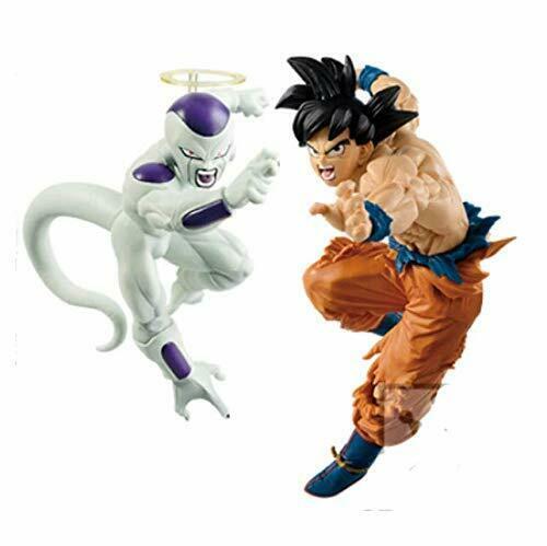 Manga Dragon Ball Z Son Goku Freeza Frieza Figure DBZ Figurines Toys Collection