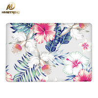 Mimiatrend New Flowers Laptop Skin Sticker Decal For Apple Macbook Air Pro Retina 11 12 13