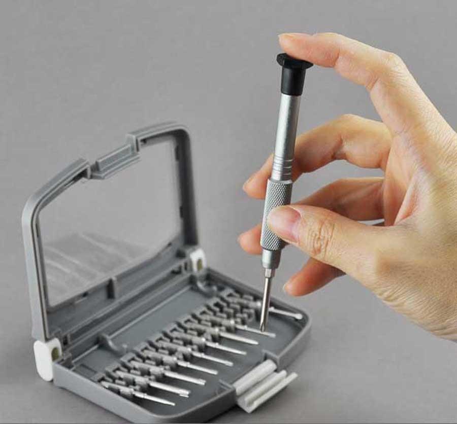 įrankių dėžės atsuktuvų rinkinys telefonams ir - Rankiniai įrankiai - Nuotrauka 4