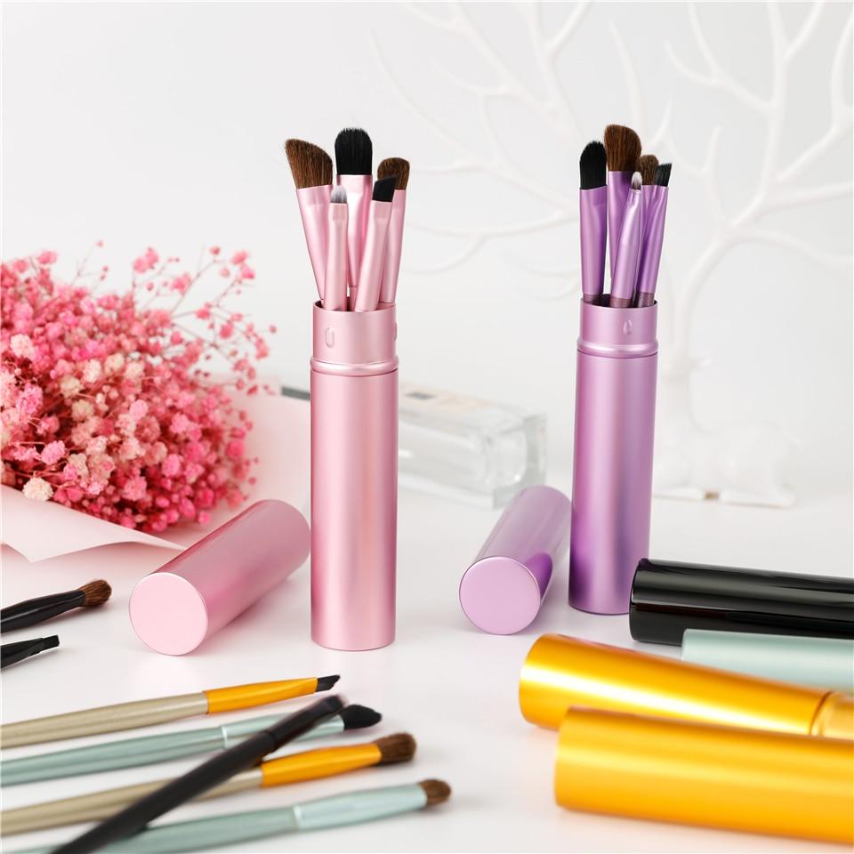 5pcs Portable Mini Eye Makeup Brushes Set 6