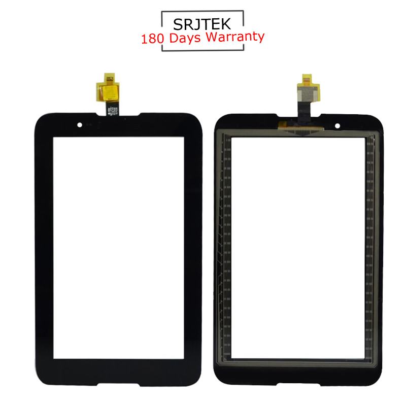 For New Lenovo A3300 A3300T Replacement Touch Screen Digitizer Glass Sensor 7-inch Black original touch screen digitizer for ipad mini2 white black new tp ic replacement glass screen