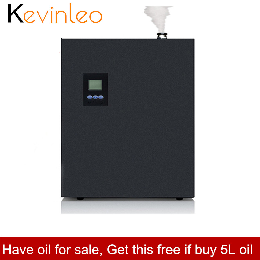 Aroma Machine Fragrance Unit Scent Machine 5,000m3 Coverage Area 500ml Cartridge Scent Aroma Machine For Hotel Office Home Lobby