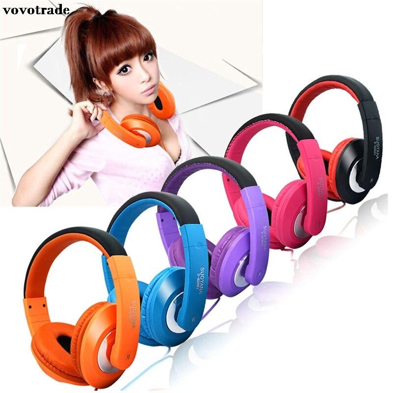 toopoot Stereo Earphone Headband Gaming Headset Microphone For PC Notebook Gamer Hifi Headphone Headset Drop Shipping