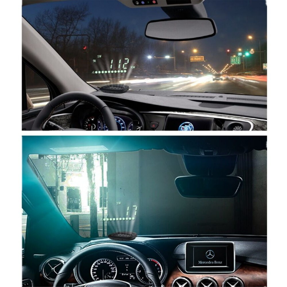 A1 gps speedometer GPS HUD head up display for all car windshield projector car hud head-up display factors contributing to indiscipline among high school students
