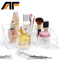 AF Organizing Boxes Acrylic Makeup Organizer Tool Cosmetic Holder Plastic Box Cosmetic Sundries Makeup Organizer C145