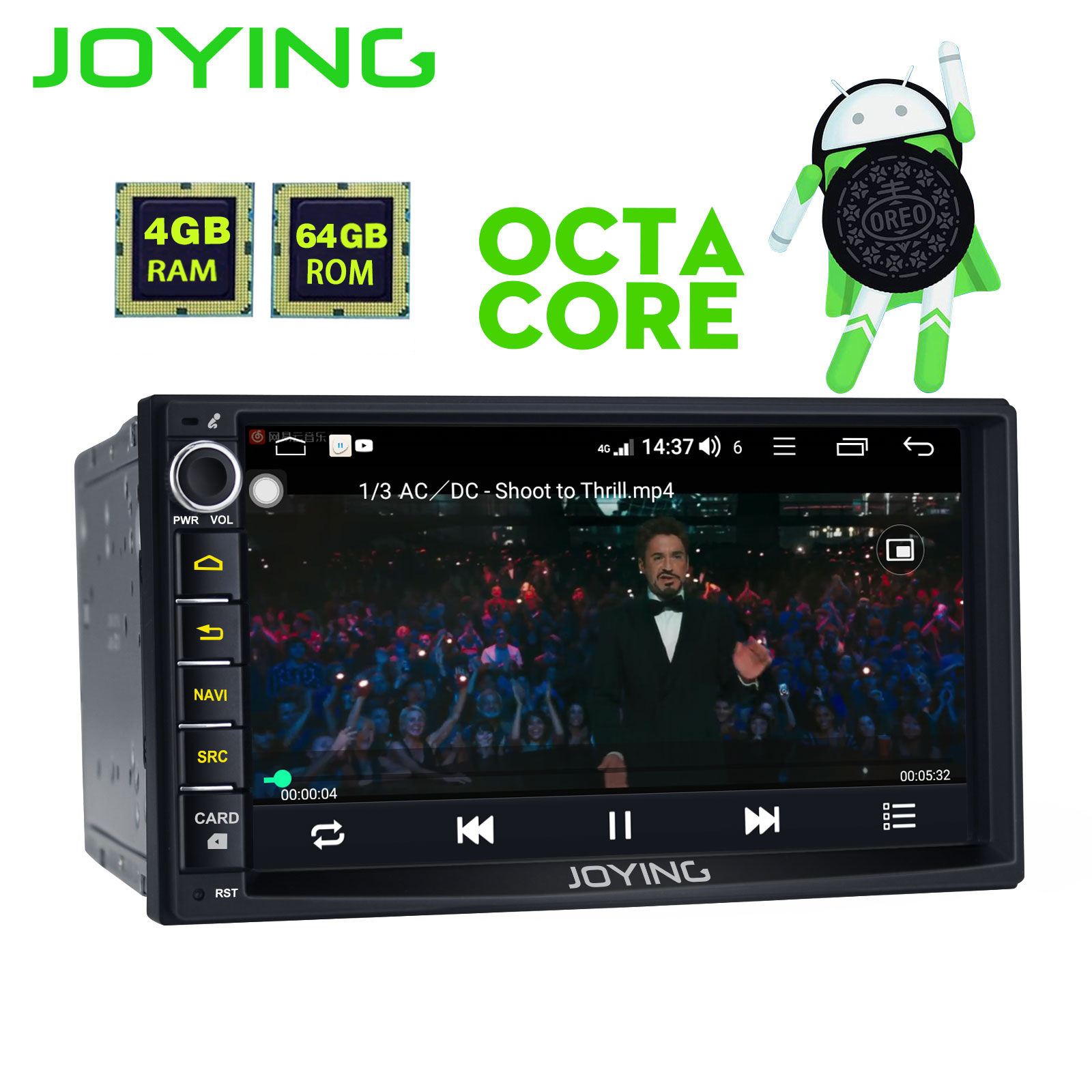 4GB Stereo 2 Android