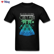 New Arrivals Premium Men T Shirts Short Sleeve No Gods Or Kings Only Man Tees Shirt Brand-clothing 3d Printer Plus Size T-Shirts