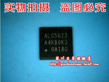 10 adet ALC5623 GR ALC5623 QFN 32 100% yeni