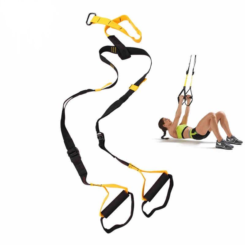 Bande De Latex Musculation Fitness Entraîneur de Suspension D'entraînement Suspendus Équipement D'exercice de Sport Bandes de Caoutchouc